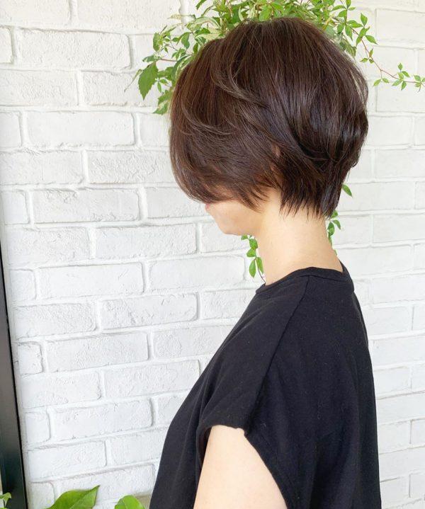 留袖姿におすすめの髪型2