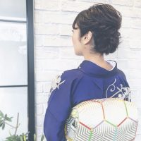 留袖に似合う40代女性の髪型特集!レングス別のシンプルで美しいアレンジを紹介!