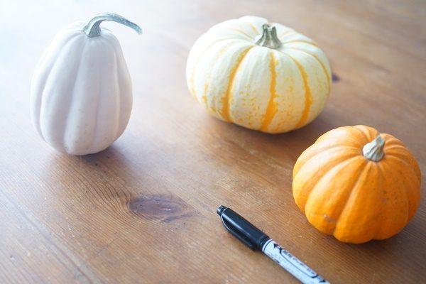 簡単に出来る♪ハロウィンかぼちゃランタンの作り方