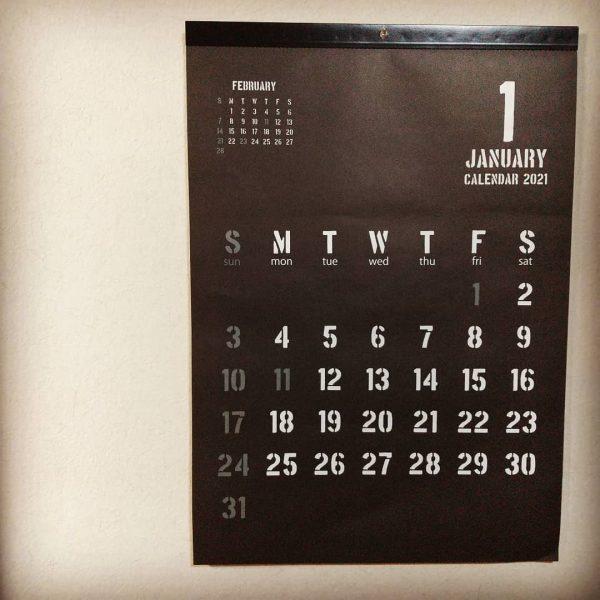 セリアのおしゃれなカレンダー&手帳