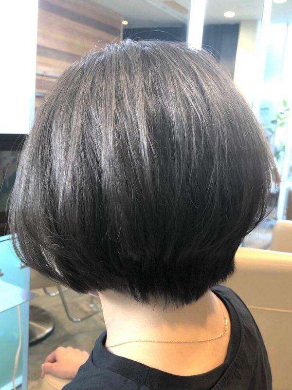 縮毛矯正におすすめの髪型