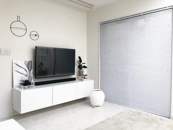 IKEAベスト―でインテリアに馴染む壁面収納