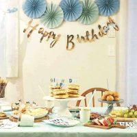 男の子が喜ぶ誕生日の飾り付け特集♪おしゃれな部屋作りのアイデアを紹介!