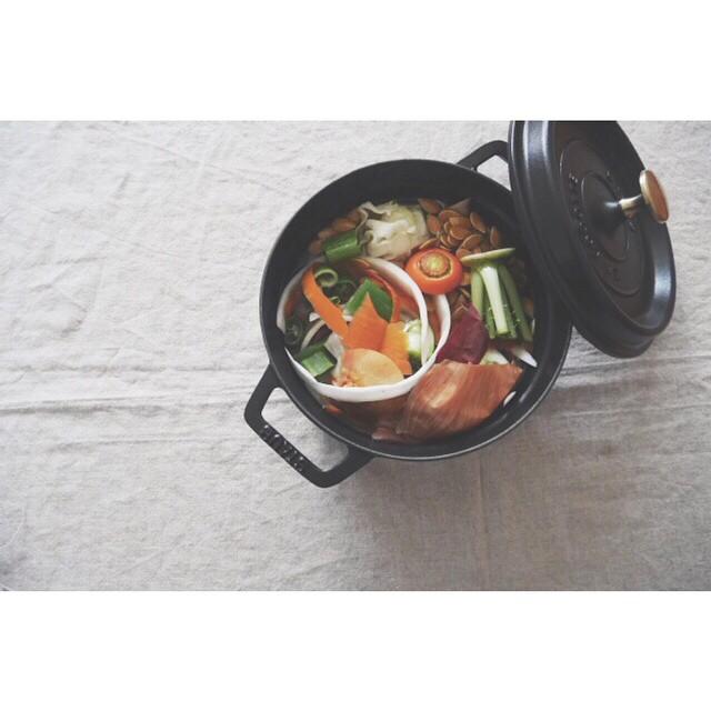 おすすめ!野菜の簡単スープストック