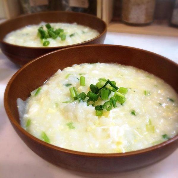 おすすめの人気レシピ!卵の七草粥