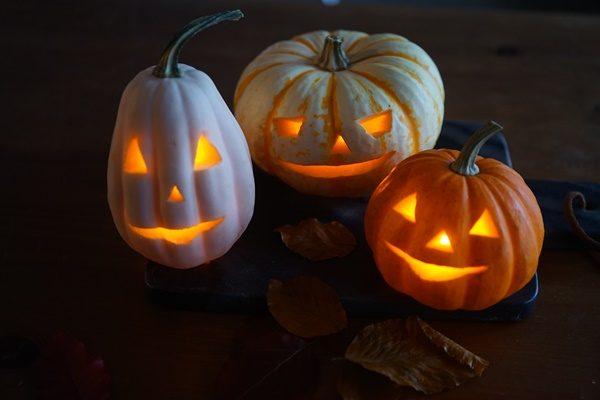 簡単に出来る♪ハロウィンかぼちゃランタンの作り方9