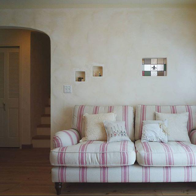 風水で西に合うソファに差し込みたいピンク