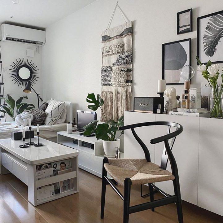 「理想の暮らし」を考えて選んだ家具