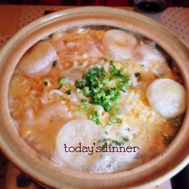 ホームパーティーに人気の鍋レシピ☆変わり種3