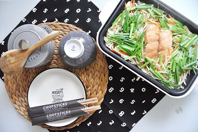 人気の夕飯レシピ!鮭のちゃんちゃん焼き