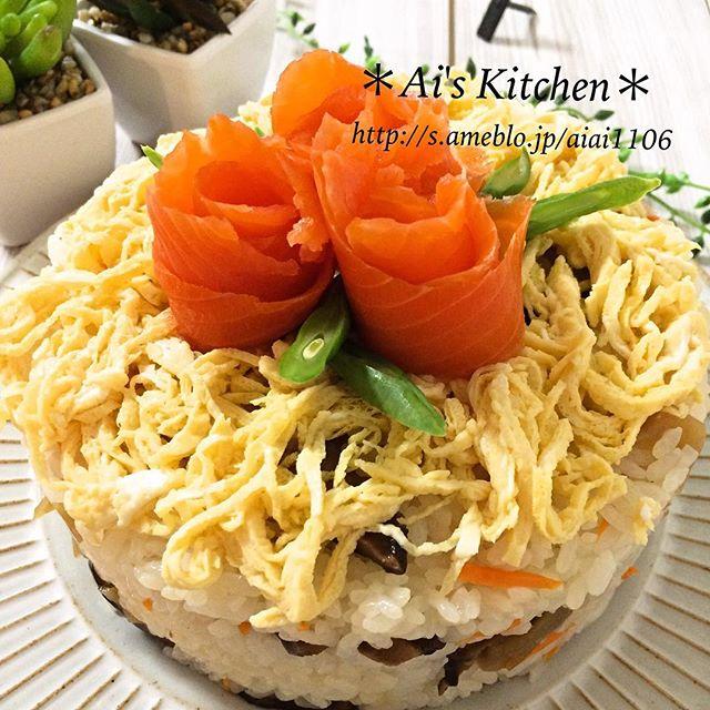 酢を使った料理の簡単レシピ☆酢飯6