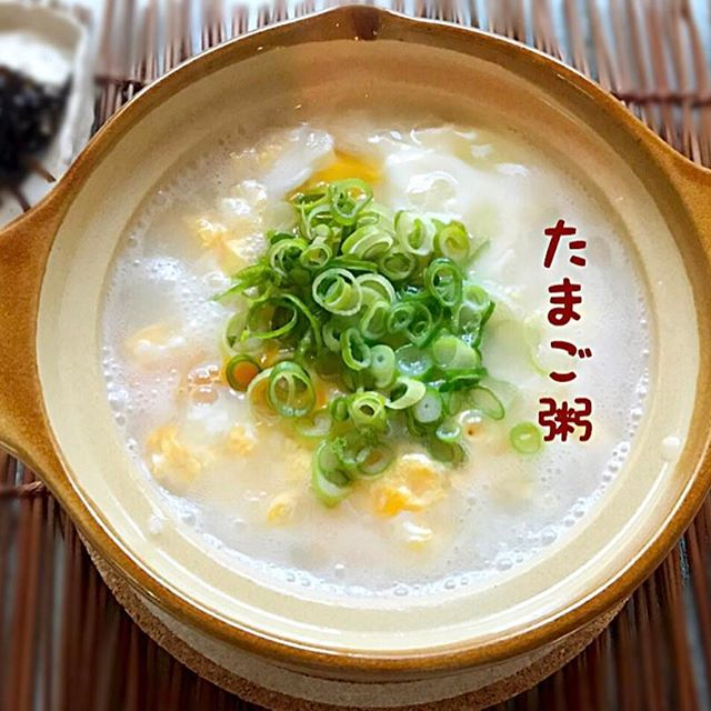 卵で作る♪柔らかい食事レシピ3