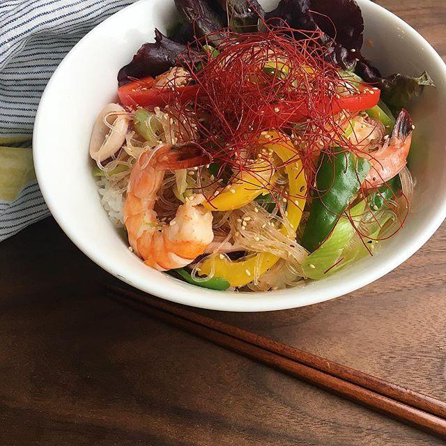 おもてなし韓国料理レシピ☆主食