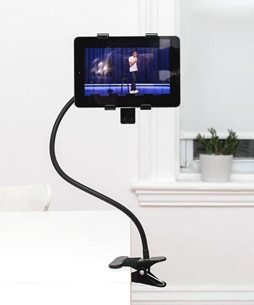 [HIGHTIDE] Kikkerland キッカーランド Flexible Table Holder フレキシブルタブレットホルダー