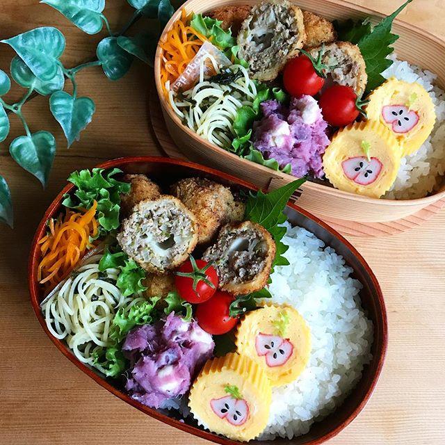 簡単かわいい!お弁当レシピ《卵&ソーセージの副菜》3