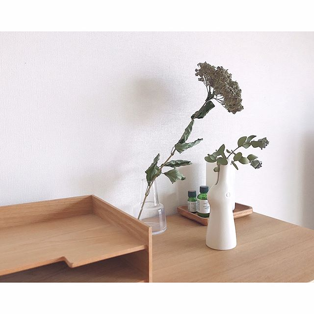 鹿児島睦さんのウサギの花器