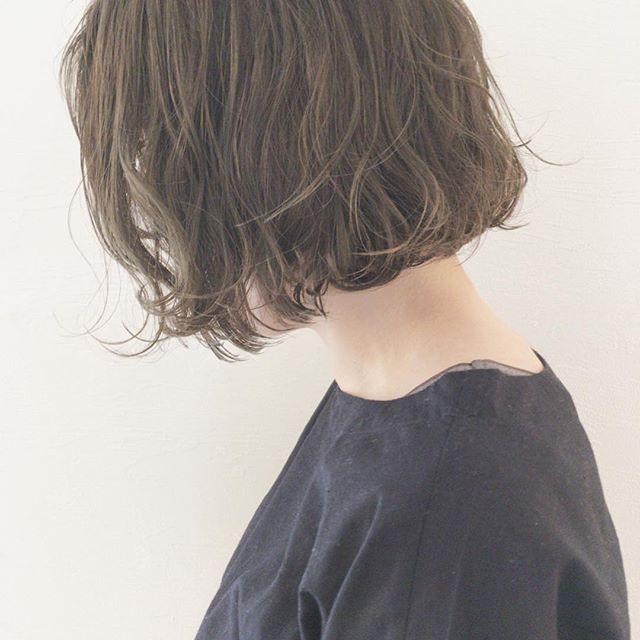 髪の毛を伸ばしたいけど切りたい《ボブ》4