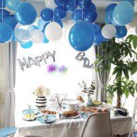1歳のお誕生日の飾り付けアイデア集♪記念に残るおしゃれなお祝いにしよう!