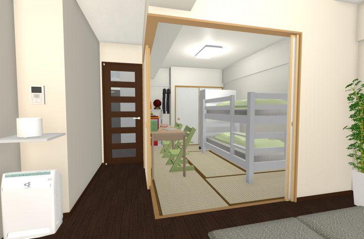 6畳和室の場合2