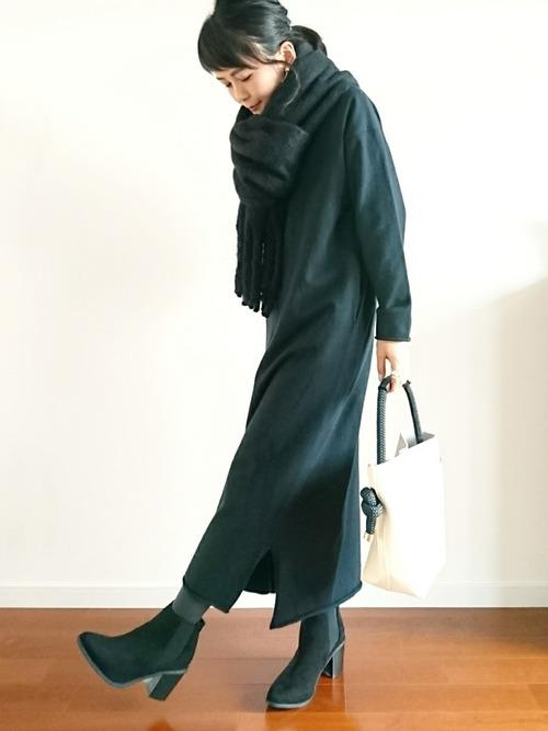 [AmiAmi] 今年も再販★柔らかクッション!サイドゴアショートブーツ/7.5cmヒール2