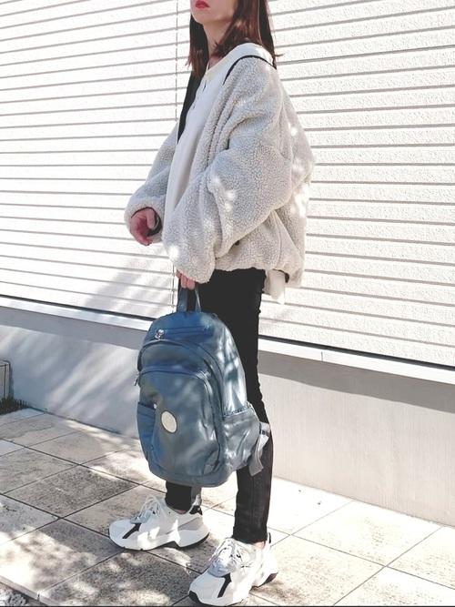 [Kipling] デリア(スティールグレーギフティングプラス)2