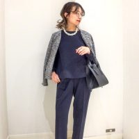 卒業式の日のママコーデ【2021最新】おしゃれフォーマルなスーツの着こなし術♪