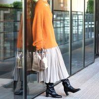「冬のロングブーツコーデ」【2021】トレンドを押さえた大人女性の着こなしをご紹介!