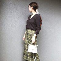 【GU】プチプラスカートを使って♪大人可愛いデートコーデを作ろう♡
