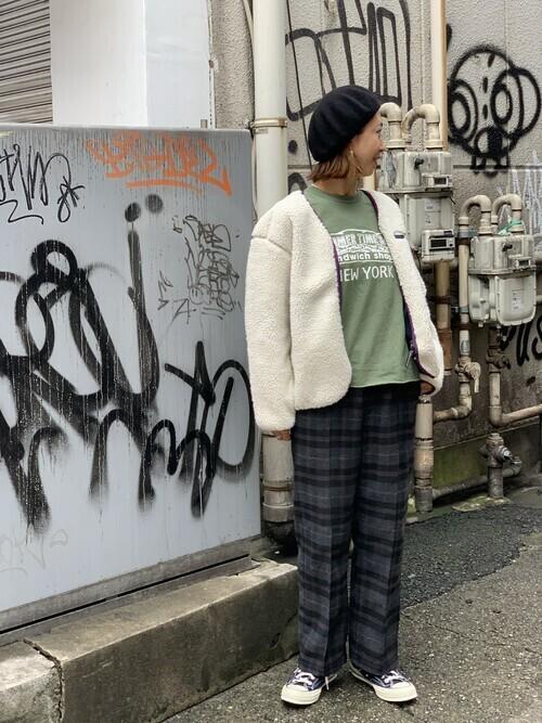 [BEAVER] MANASTASH/マナスタッシュ PONGO JKT Ⅱ ポンゴジャケット2