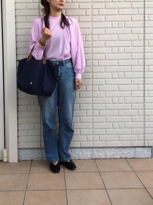 [CORPUS TOKYO] 【LONGCHAMP/ロンシャン】トートバッグ/ハンドバッグ/ル・プリアージュ(Lサイズ)