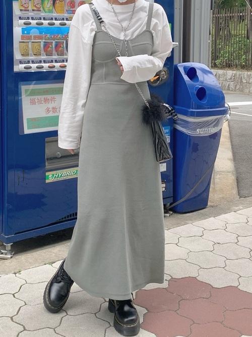 ZARAのワンピースで上級プチプラファッション