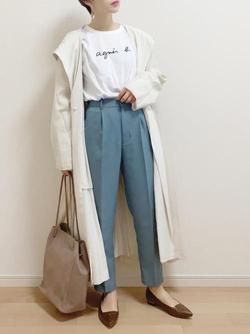 GU 秋冬ファッション