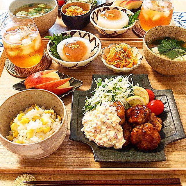 酢を使った料理の簡単レシピ☆豚肉6