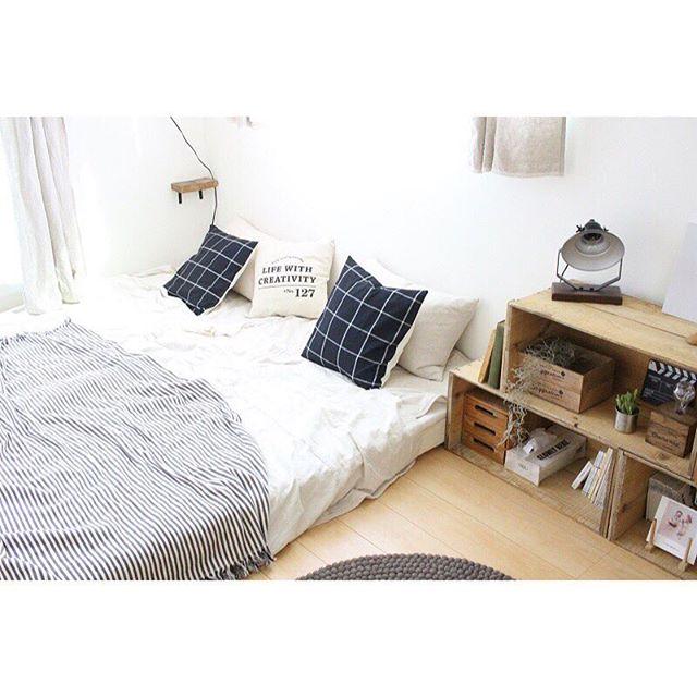 寝室コーデ8