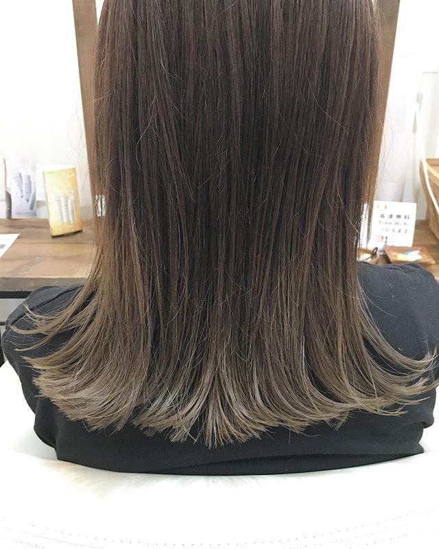 縮毛矯正におすすめの髪型12