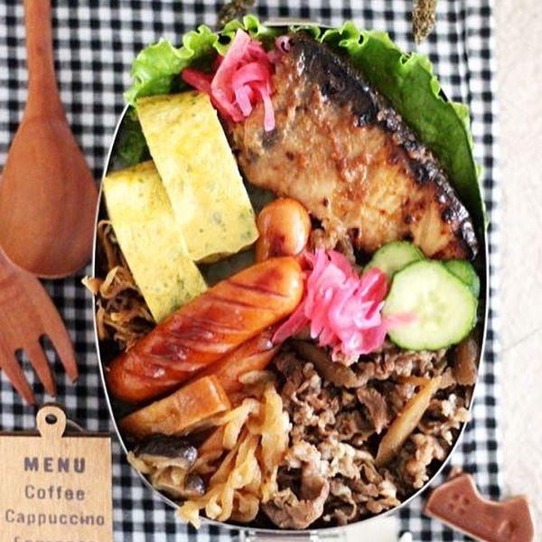 ピクニックのお弁当の詰め方☆魚3