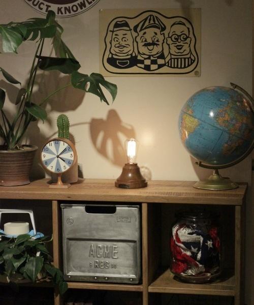 [JOURNAL STANDARD] IRVIN UNIVERSAL LAMP アーヴィンユニバーサルランプ/デスクランプ