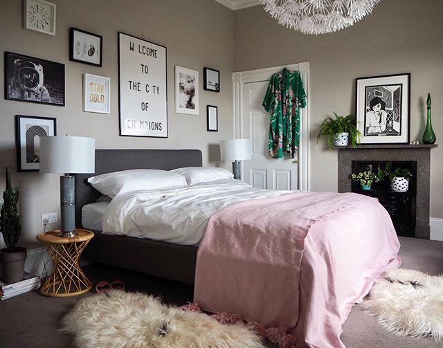 運気を上げる家具の配置〈北方角の寝室〉