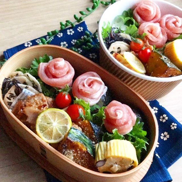 簡単かわいい!お弁当レシピ《ご飯もの&丼》7