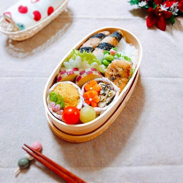 ピクニックのお弁当の詰め方☆魚
