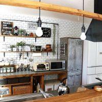 食器棚の簡単DIY実例集!すっきり片付けやすくなる収納アイデアを大公開♪