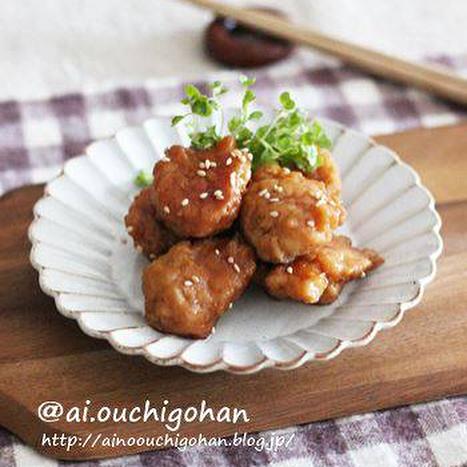 肉で作る♪柔らかい食事レシピ3