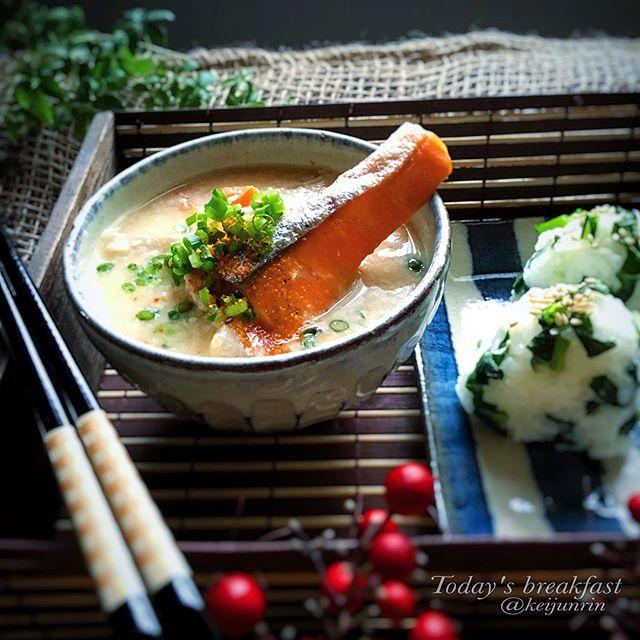 和食のおしゃれレシピ!かす汁