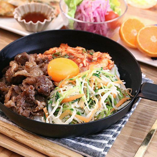 おもてなし韓国料理レシピ☆主食5