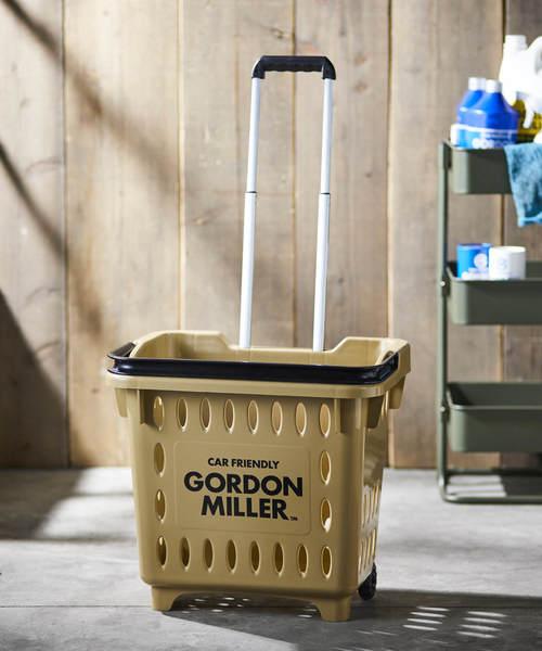【GORDON MILLER】バスケットトローリー