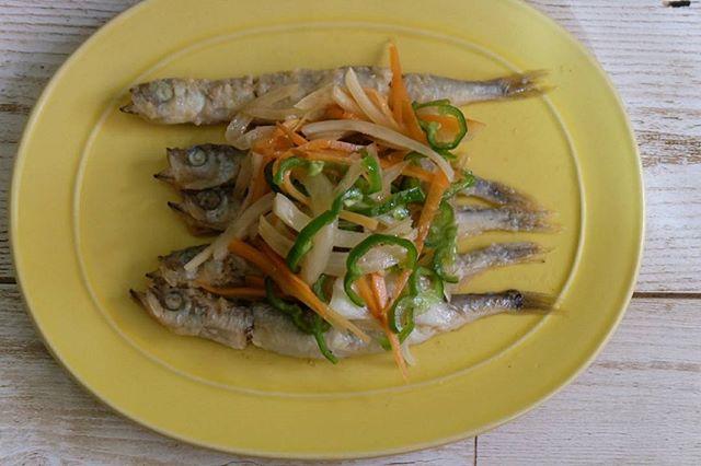 酢を使った料理の簡単レシピ☆魚6