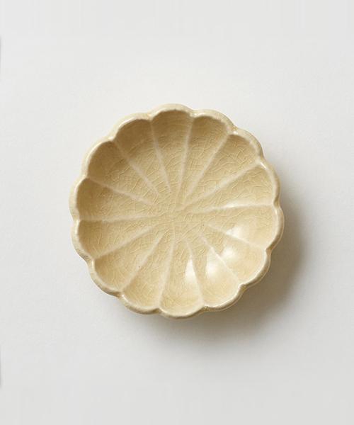 [UNiCASE] HANAEMI MAMEZARA / 花笑み豆皿