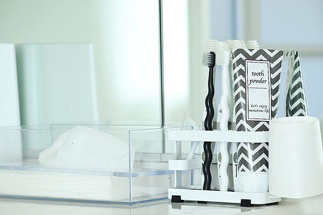 歯ブラシの収納アイディア8