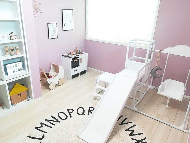 子供部屋を可愛くしたいならベビーピンク