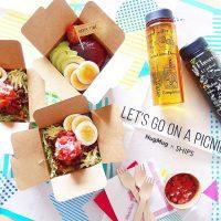 おしゃれなピクニックのお弁当の詰め方をご紹介!盛り付けのコツを掴めば簡単♪